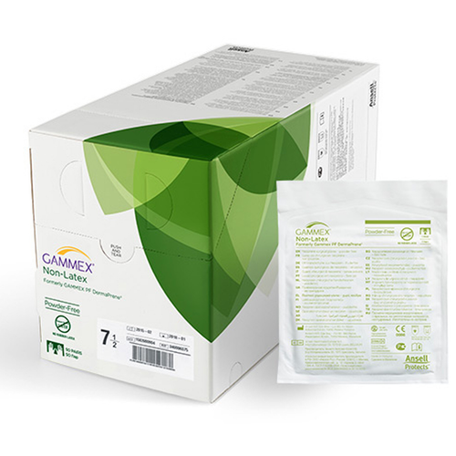 Non-Latex Surgical Gloves - Gammex