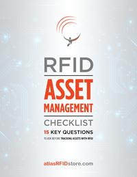 RFID Asset Tracking Checklist