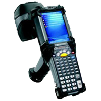 Zebra MC9190-Z RFID Handheld Reader Kit | MC919Z-G30SWEQZ1WR_Kit