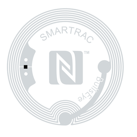 SMARTRAC BullsEye NFC Wet Inlay (NXP NTAG213) - roll of 4,000 | 3002646_4000