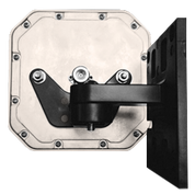"Laird Mounting Bracket for 5""x 5"" RFID Mini-Antenna (Black) 