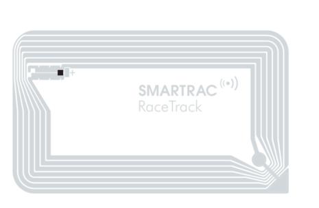 SMARTRAC RaceTrack Paper Tag | 3001922