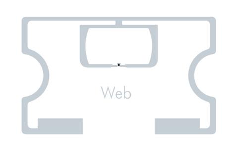 SMARTRAC Web Wet Inlay | 3002003