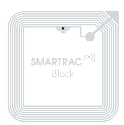 SMARTRAC Block Lite Tag   3002138