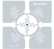 SMARTRAC Frog 3D Dry Inlay | 3002014