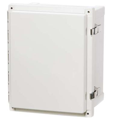RFMAX AR12106CHSSL NEMA Polycarbonate Enclosure with Locking Latches | AR12106CHSSL-8561029