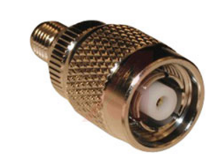 Coaxial Adapter, RP-TNC Male to SMA Female | 20932040302