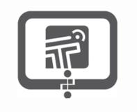 Tageos EOS-110 R6 RFID Paper Tag (Monza R6)   1100000002