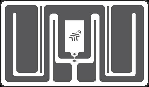 Tageos EOS-220 RFID Paper Tag (Monza R6-P) | 2000000011