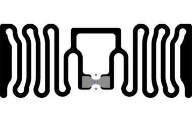 Avery Dennison AD-321r6 UHF RFID Wet Inlay (Monza R6) | RF600600