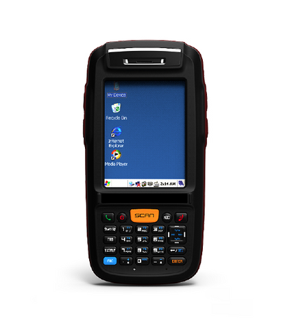 Invengo XC-AB700 UHF RFID Handheld Reader | XC-AB700-A / XC-AB700-B