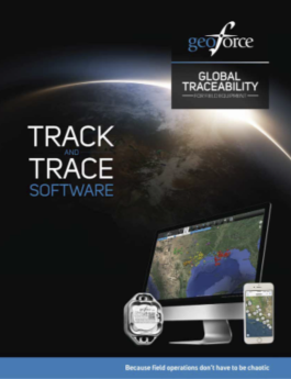 Geoforce Track and Trace Software - Annual Subscription (GPS - GT0 Compact Asset Tracker) | SUBS-APP-1xd-Y / SUBS-APP-2xd-Y