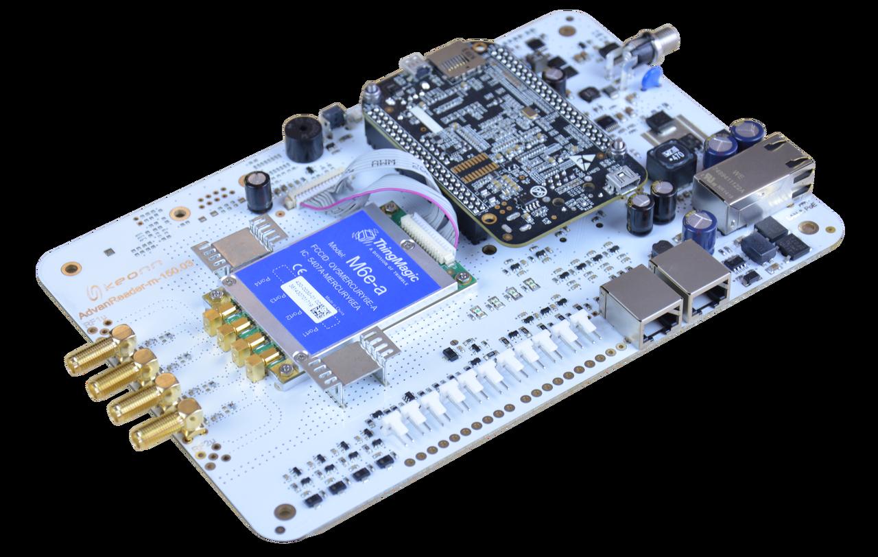 Keonn AdvanReader-150 UHF RFID Reader (4-Port)