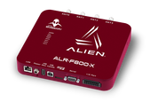 Alien ALR-F800-X Enterprise RFID Reader With Emissary (4-Port) | ALR-F800-X-RDR-ONLY