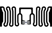 Avery Dennison AD-321r6 UHF RFID Paper Label (Monza R6) | RF100314