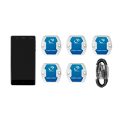 Confidex Viking™ Bluetooth Beacon Development Kit with Android Device   3003187