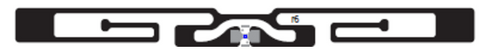 Avery Dennison AD-229r6-P UHF RFID Wet Inlay (Monza R6-P) | RF600773