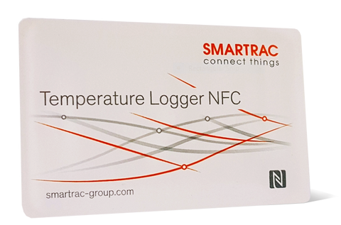 SMARTRAC Temperature Logger NFC Tag (AMS AS39513) | 3500191