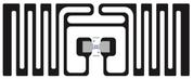 Avery Dennison AD-320u7 UHF RFID Paper Label | NXP UCODE 7