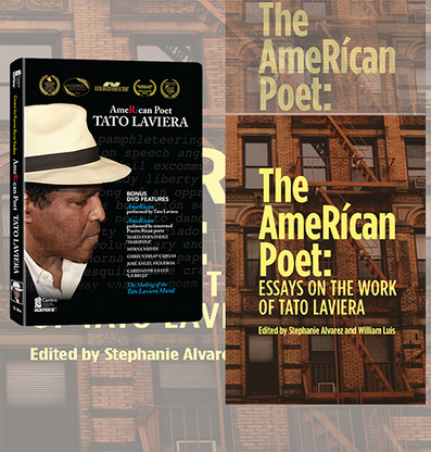"Tato Laviera Bundle DVD and Book ""The AmeRícan Poet: Essays on the Work of Tato Laviera"""
