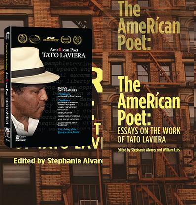 "Tato Laviera Bundle DVD and Book ""The AmeRícan Poet: Essays on the Work of Tato Laviera"""