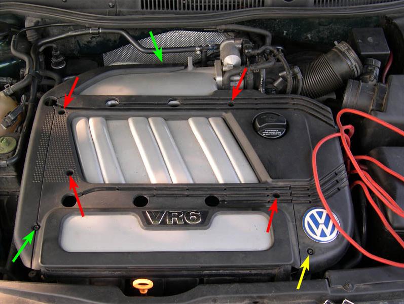 [DIAGRAM_0HG]  12v VR6 Compression Test Instructions | Vr6 Engine Diagram |  | Gruven Parts