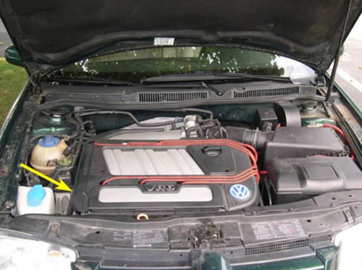 12v vr6 water pump replacement