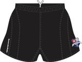 DeSales SRS Performance Rugby Shorts, Black