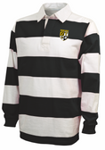 Towson MEN Rugby Stripe Polo