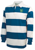 Loyola Dons Rugby Stripe Polo