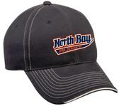 North Bay Twill Adjustable Hat