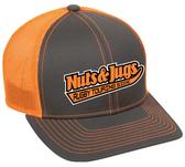 Nuts & Jugs Mesh Back Adjustable Hat