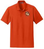 Nuts & Jugs Performance Polo, Orange