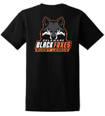Black Foxes Cotton Tee