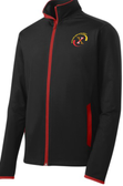 Maryland Exiles Girls Full-Zip PolyStretch Top