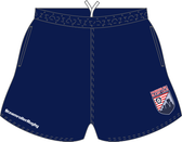 Harrisburg SRS Pocketed Performance Rugby Shorts
