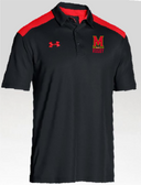 Maryland Rugby UA Armour Colorblock Polo