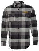 Forge Team Button-Down Flannel Shirt
