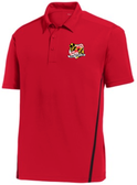 Rugby Maryland Contrast Stripe Performance Polo