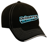 Delmarva Rugby Twill Adjustable Hat