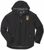 Rio Grande Rugby Referee Society Rain Jacket
