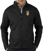 Rio Grande Rugby Referee Society Rib Knit Jacket