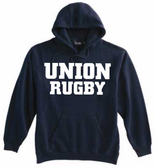 Union Rugby Hoodie, Navy