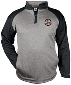 NOVA Men's Rugby 1/4-Zip Performance Fleece Pullover