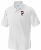 Temple Rugby Performance Polo, White