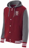Temple Rugby Hooded Jacket