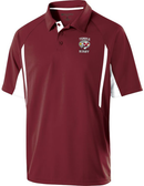 Temple Old Boys Rugby Performance Polo, Red/White
