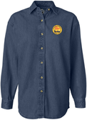 Chicago WRFC Denim Button-Down Shirt