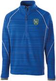 Loyola Dons Rugby Poly Fleece Half-Zip Pullover