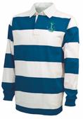 Grunion Rugby Stripe Polo